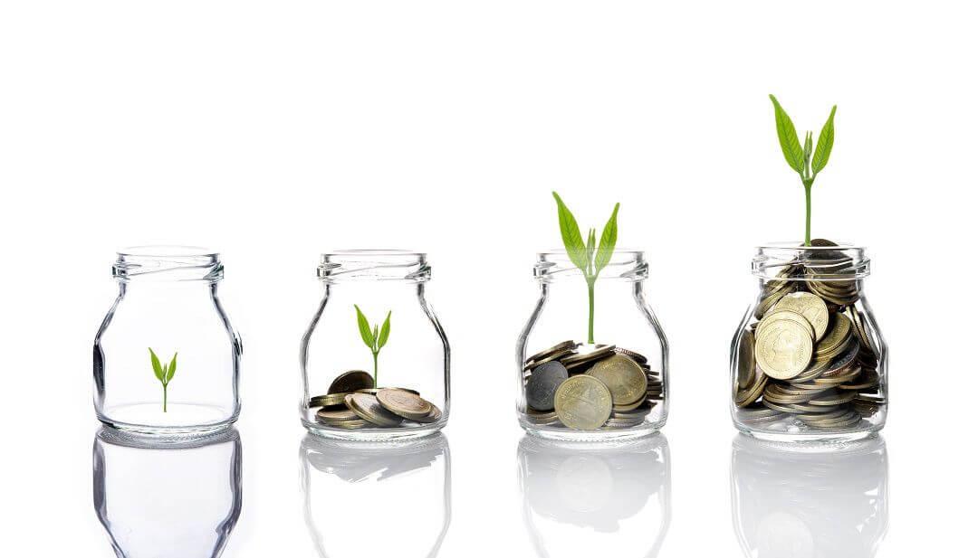 De evolutie van investeringen