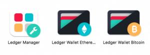 Ledger Chrome Web Apps
