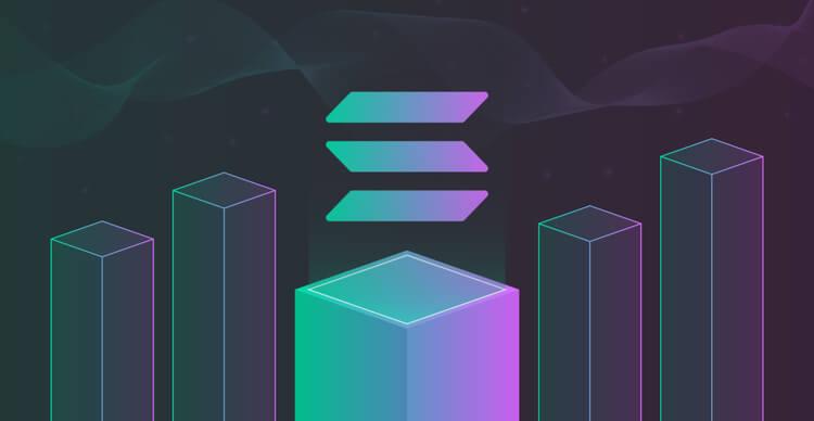 Afbeelding van het Solana logo