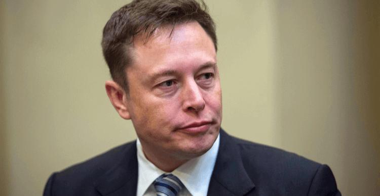 Elon Musk in Washington DC